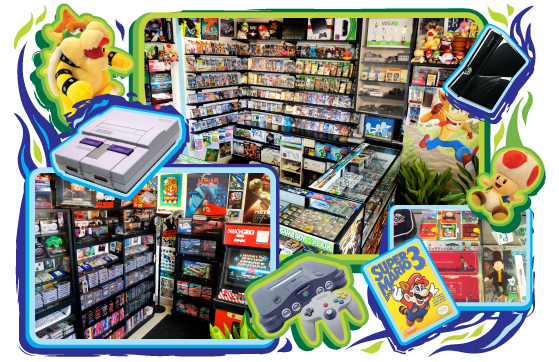 Video game system trade in